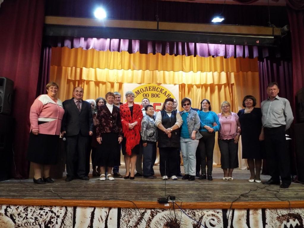 общее фото победителей и участников
